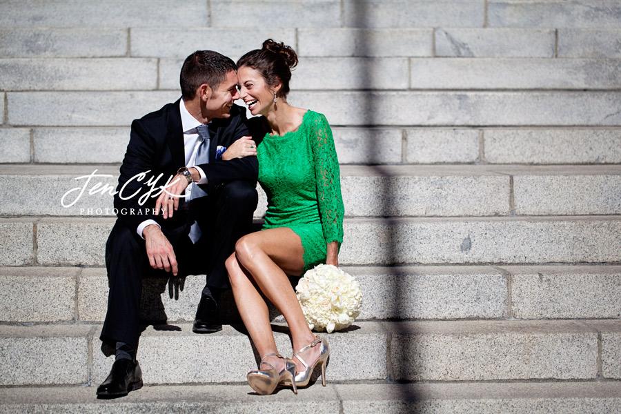 Courthouse Wedding (2)