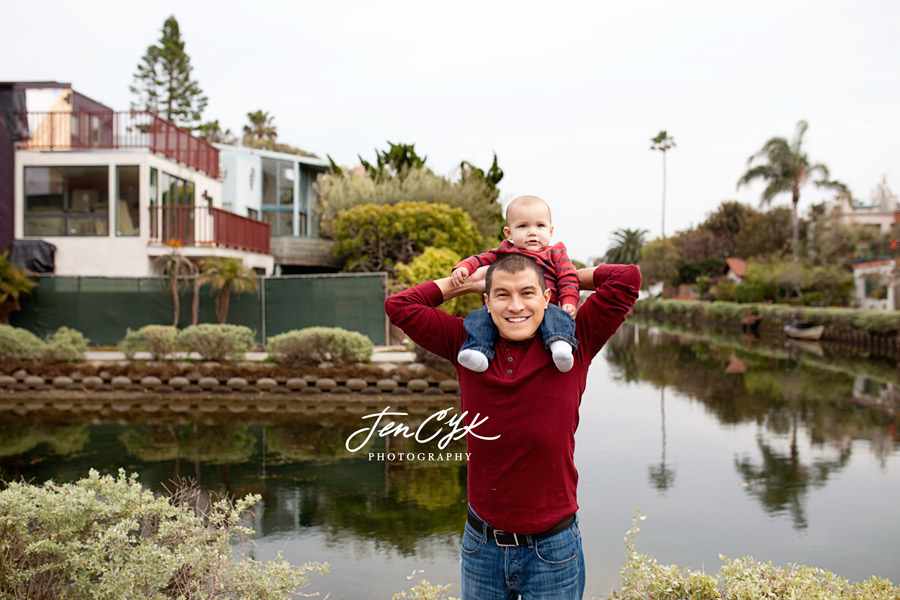Venice Canal Family Pics (12)