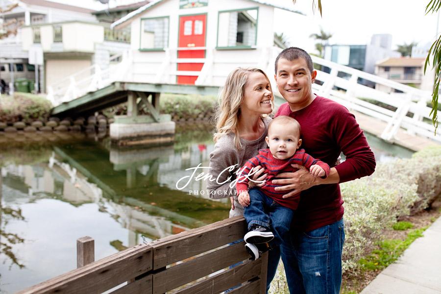 Venice Canal Family Pics (5)