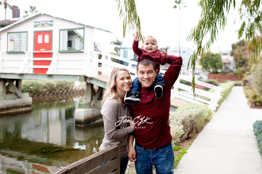 Venice Canal Family Pics (6)
