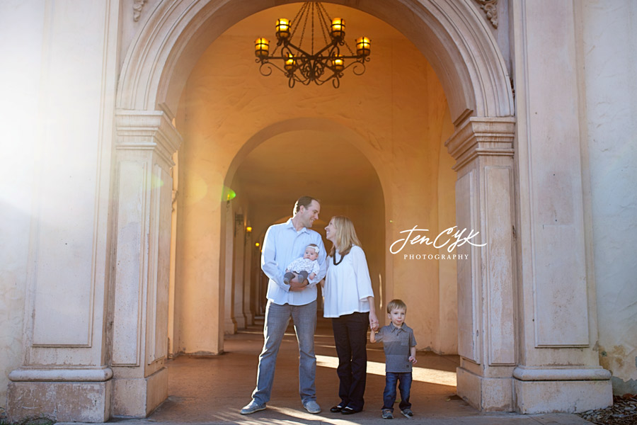 Balboa Park Family Pics (3)