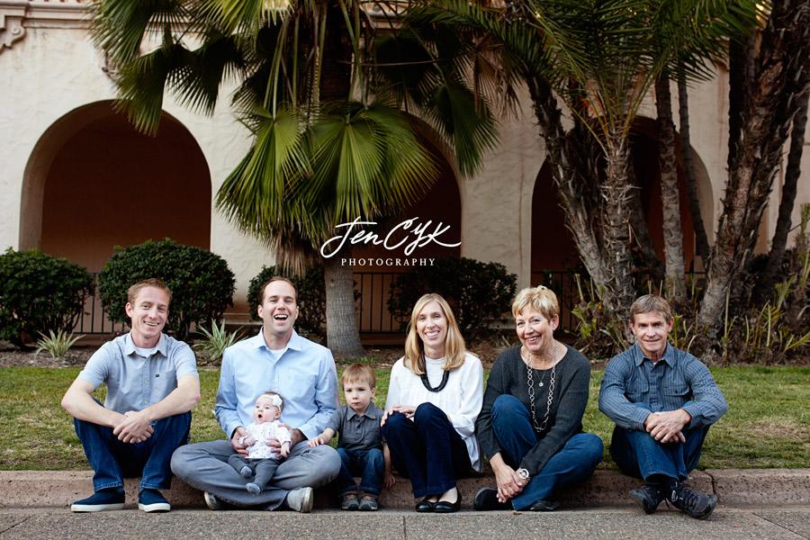 Balboa Park Family Pics (4)