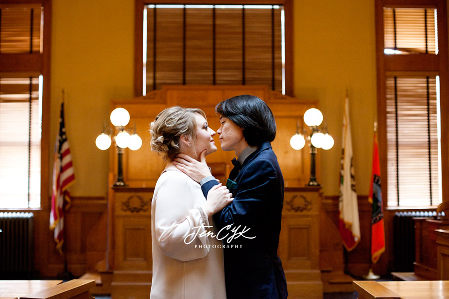 Courthouse Wedding (7)