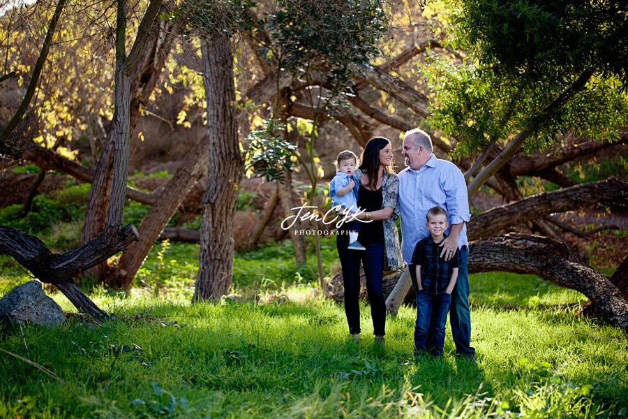Sunset HB Family Pics (1)