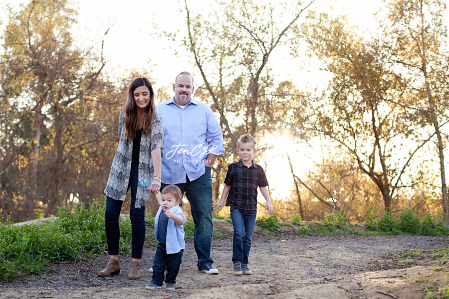 Sunset HB Family Pics (11)
