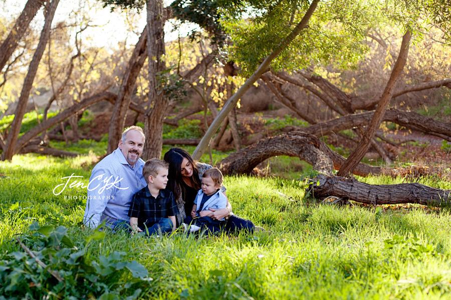 Sunset HB Family Pics (3)