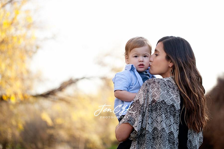 Sunset HB Family Pics (7)