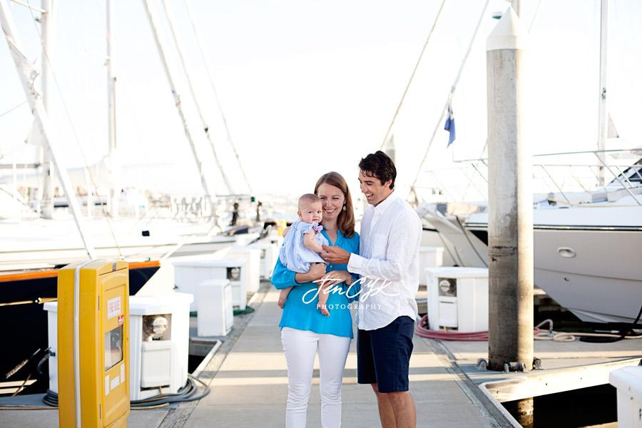 LA Family Boat Pics