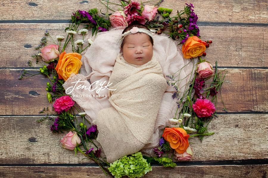 Best LA Newborn Photos
