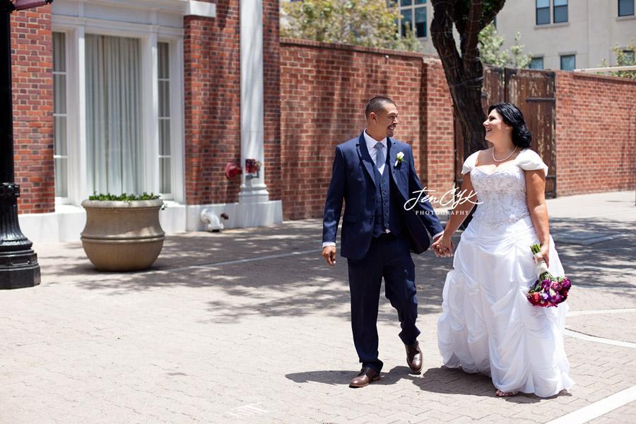 Santa Ana Court Wedding (3)