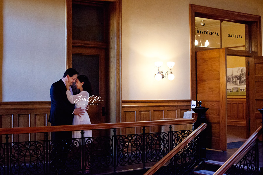 Carver county courthouse wedding
