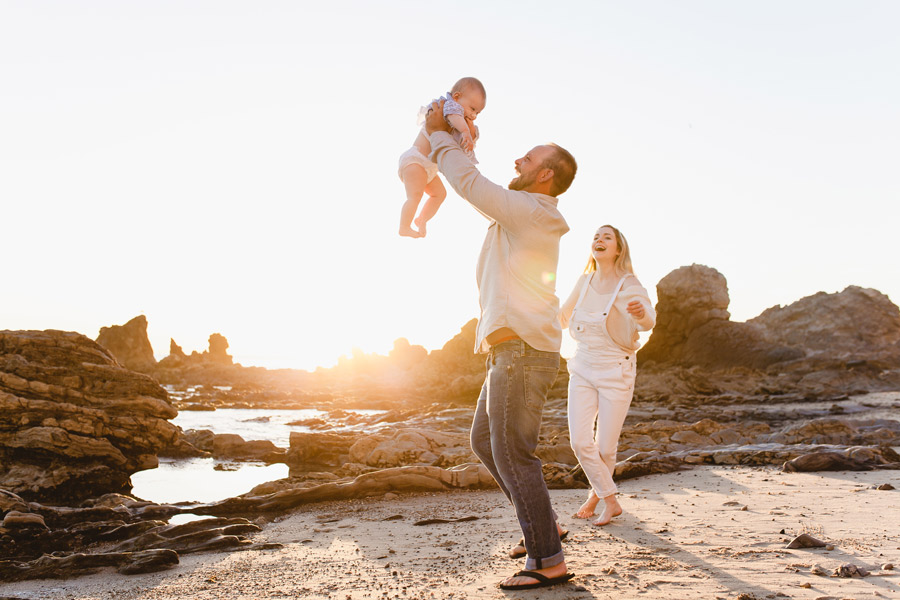 The best Huntington Beach Family photo session (1)