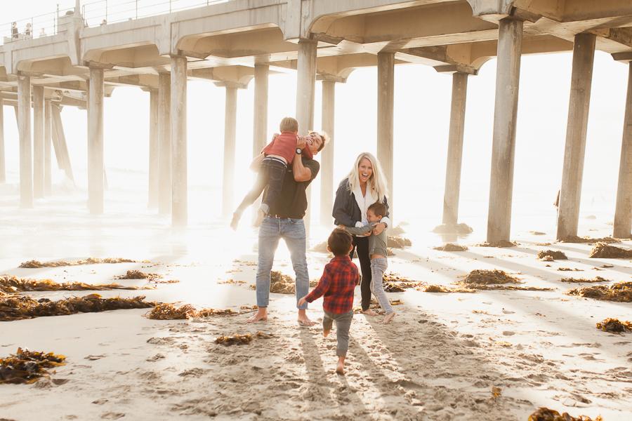 Orange County Huntington Beach Pier Photographer-1
